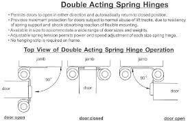 double action hinges heavy duty. Fine Heavy Double Acting Door Continuous Hinge  And Double Action Hinges Heavy Duty I