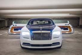 This Custom Built Rolls Royce Was Designed To Look Like A Yacht Maxim