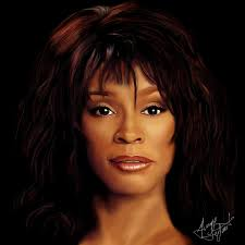 Whitney Houston Hairstyles Whitney Houston Deviantart