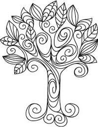 Concept Cool Designs To Trace Tree Design Downl D In Perfect Ideas