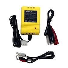 motobatt battery charger 6v 12v demon tweeks motobatt battery charger 6v 12v