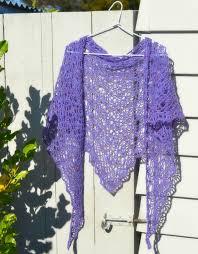 Easy Crochet Shawl Pattern Free
