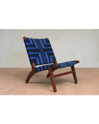 Scandinavian modern furniture Danish Teak Midcentury Modern Lounge Chair Danish Modern Furniture Handwoven Pattern Blue Lounger Better Homes And Gardens Amazing Savings On Midcentury Modern Lounge Chair Danish Modern