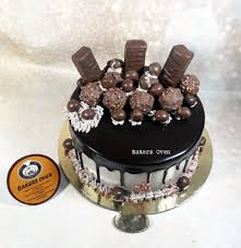 In Seduction Gurgaon Bakersoven Cake Chocolate