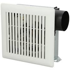 Best Bath Decor bathroom wall vent : NuTone 50 CFM Wall/Ceiling Mount Exhaust Bath Fan-696N - The Home ...