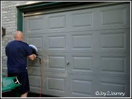 Man Door In Overhead Door | Home Interior Design