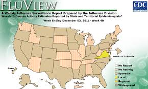cdc map identifies states where flu has been reported healthy Fluview Map here's a picture of the cdc's flu map for dec fluview map 2017