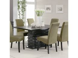 Coaster Stanton Contemporary Dining Table Rifes Home Furniture