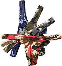 MuscleMate UltraFit <b>Men's</b> Camouflage Thong Underwear, <b>Hot</b> ...