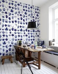 Wallpaper Designs For The Kitchen
