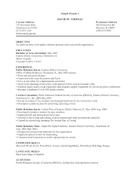 Pr Resume Examples entry level pr resumes Onwebioinnovateco 21