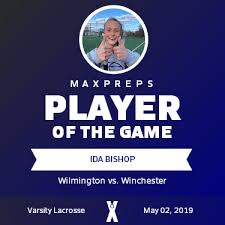 Ida Bishop's (Wilmington, MA) Awards | MaxPreps