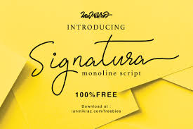 Hand Script Font 45 Free Hand Made And Calligraphy Fonts