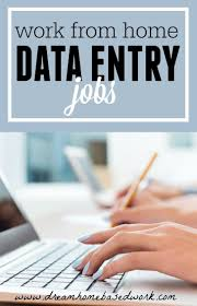 best data entry job ideas data entry from home  12 genuine data entry jobs you can do from home dream home based work