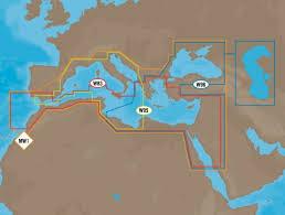 C Map Max Mediterranean And Black Sea