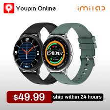 In Stock <b>Global Version Imilab</b> KW66 Smart Watch Sport Metal Heart ...