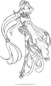 Disegno Winxsirenix08 Personaggio Cartone Animato Da Colorare