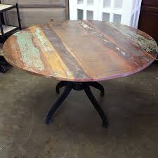 Iron Wood Dining Table Dining Tables Archives Nadeau Memphis