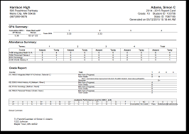 Report Card Template Pdf Blank Report Card Templates Click To Enlarge Check Download Free
