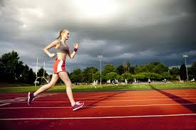 7 Rules For Running On A Track