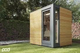 prefab garden office. Pod Space: Garden Prefab Getaways Office A