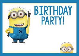 Minion Birthday Party Minion Birthday Party Fun Squared