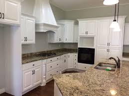 Refinished White Cabinets Projects Allen Brothers Cabinet Painting
