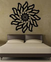 Small Picture Vinyl Wall Decal Sticker Abstract Sun Design 5507