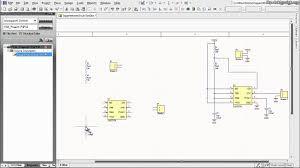 Altium Designer 17 Tutorial Pdf Altium Designer Tutorial Schematic Capture And Pcb Layout 1of2