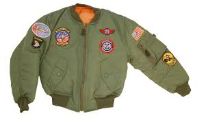 kids badged ma1 flying jacket tap to expand