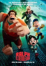 Wreck It Ralph The Popular Movie poster 17