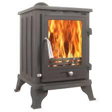 the rosa 5kw multifuel wood burning stove