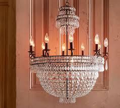 ella crystal chandelier