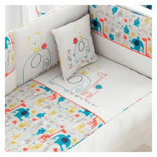 baby bedding set quilt cover cot ber zoo