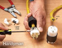 extension cord wiring diagram extension image how to repair a cut extension cord the family handyman on extension cord wiring diagram