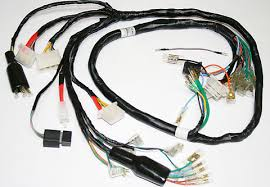 wiring harness electrical products 1971 Honda 750 Four Wiring Diagram SOHC Honda CB750 Wiring-Diagram