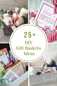 25 diy gift basket ideas