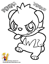 Small Picture Serena Pokemon Coloring Pages Images Pokemon Images