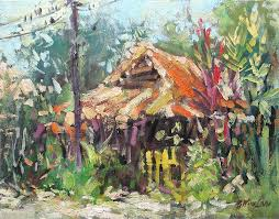 singapore watercolour society modern expressionist post impressionist