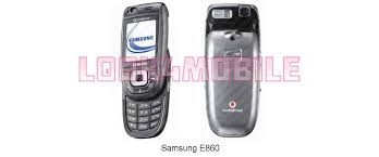 Samsung E860 - features, technical ...