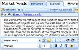 Business Plan Samples        Example Business Plans   LivePlan