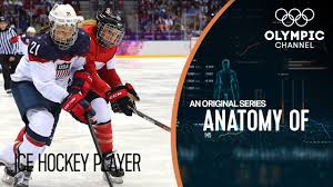 anatomy of an ice hockey player the strength and recovery of jenn wakefield