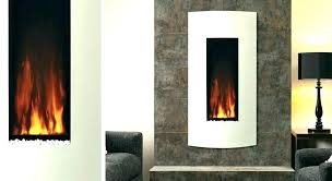 contemporary wall mounted electric fireplaces vertical mount fireplace narrow studio long contempora