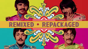 The Beatles Sgt Peppers Lonely Hearts Club Band Re Enters The
