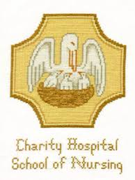 Charity Hospital School Of Nursing 2664c Accents Inc
