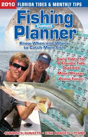 Florida Sportsman Tide Charts Fishing Planner Know When And Where To Catch More Fish