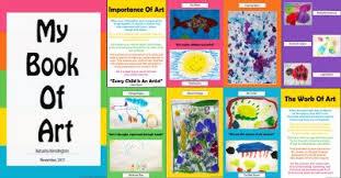 art portfolio template my book of art portfolio template aussie childcare network