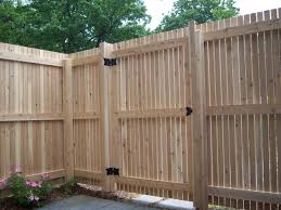 double fence gate. Good How To Build A Wood Fence Gate Gates And Picket Double N