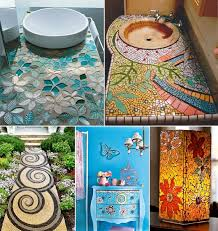 30 Best Mosaic  Counters Images On Pinterest  Mosaics Home And Mosaic Home Decor