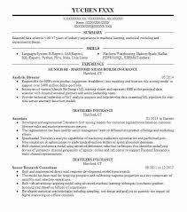 Mathematics And Statistics Resume Examples Science Resumes Analytic ...